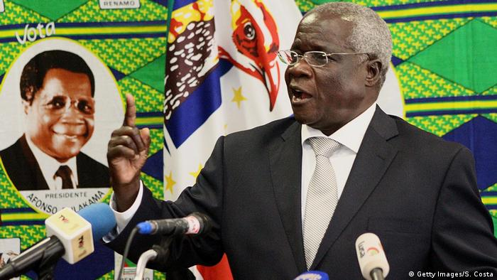 Mosambik Afonso Dhlakama