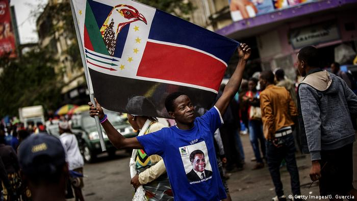 MOZAMBIQUE-VOTE (Getty Images/G. Guercia)