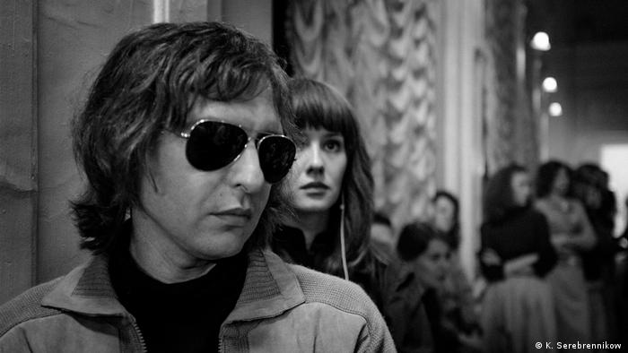 Russian director Kirill Serebrennikow's latest film in black and white (K. Serebrennikow )