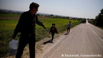O αριθμός των προσφύγων που εντοπίστηκαν τον Απρίλιο στον Έβρο αυξήθηκε αιφνιδιαστικά στους 3.986