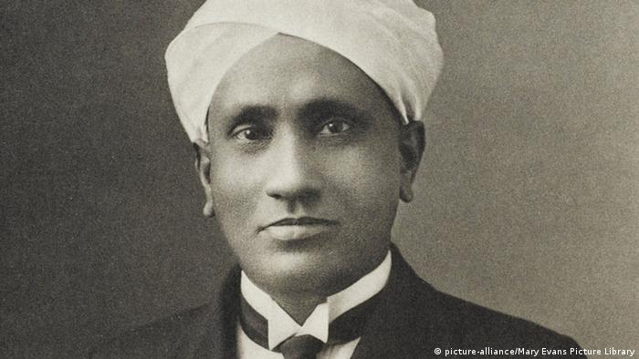 Chandrasekhara Venkata Raman (picture-alliance/Mary Evans Picture Library)