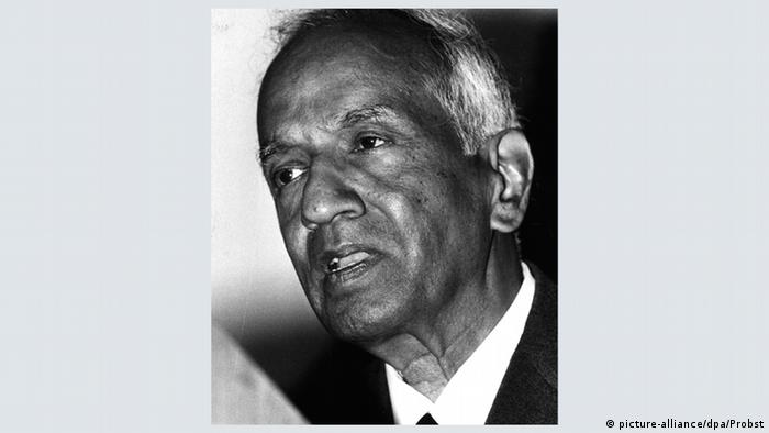 Subrahmanyan Chandrasekhar (picture-alliance/dpa/Probst)