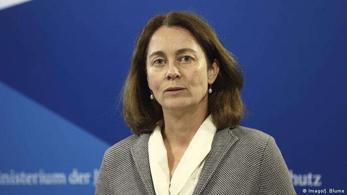 Katarina Barley Bundesjustiz- und Verbraucherschutzministerin
