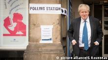 Großbritannien, London: Kommunalwahlen Boris Johnson