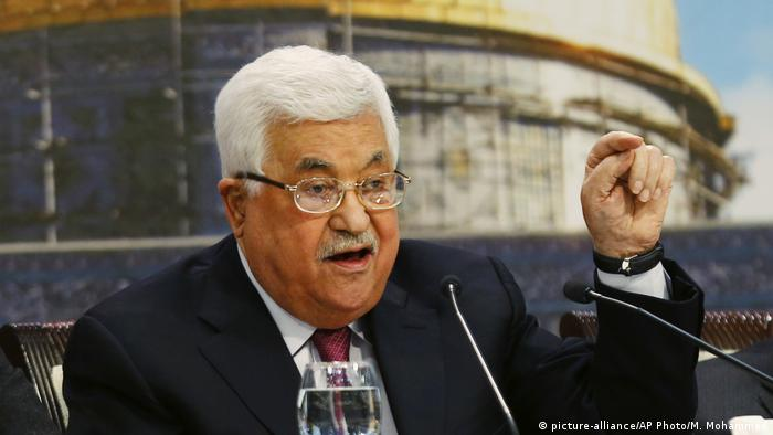 Mahmud Abbas (picture-alliance/AP Photo/M. Mohammed)