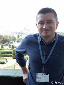 Dario Nikic Cakar Politologe