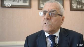 Videostill albanisches Programm Shaban Murati (DW)