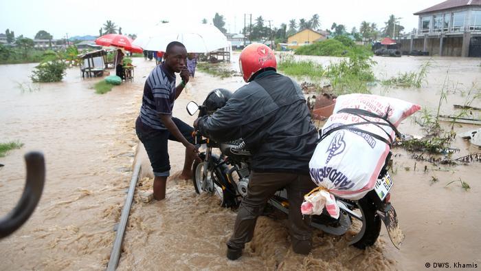 Tansania Überschwemmungen in Dar es Salaam