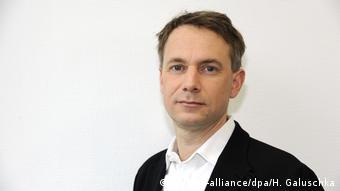 Der Buchautor und Leiter des Carl Hanser Verlags, Jo Lendle