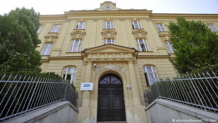 The Czech Republic's Military Research Institute in Brno