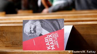 Deutschland Trier 200. Geburtstag von Karl Marx