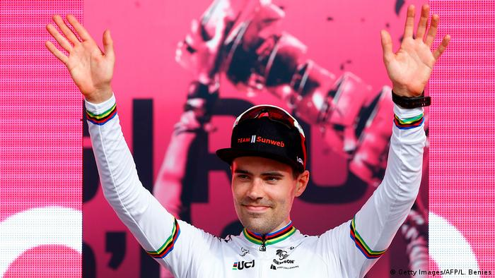 Giro d'Italia 2018 | Tom Dumoulin, Niederlande (Getty Images/AFP/L. Benies)