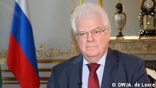 Wladimir Tschischow, russischer EU-Botschafter
