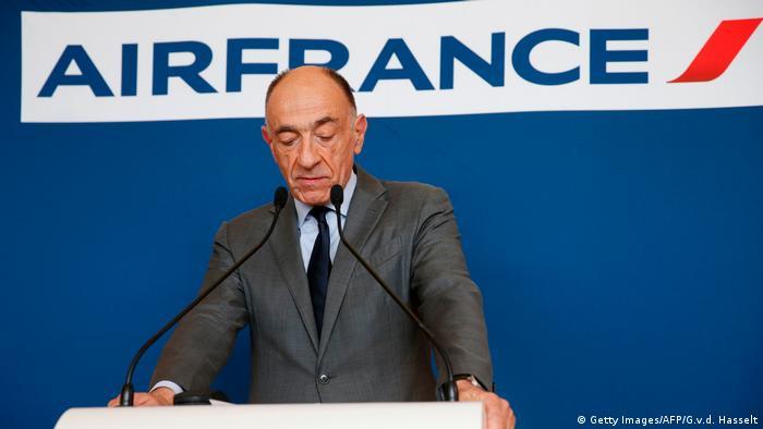 Jean-Marc Janaillac, Air France-KLM