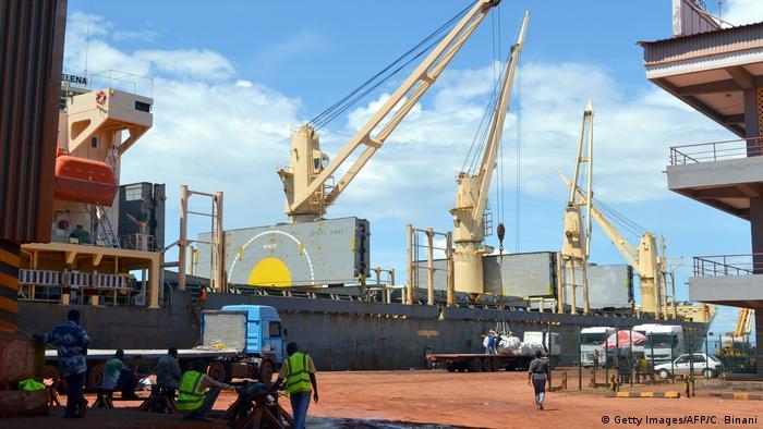 Le port de Conakry peut continuer à tourner, pour l'instant