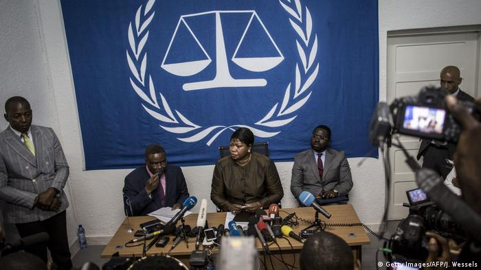 DR Kongo International Criminal Court ICC   Fatou Bensouda