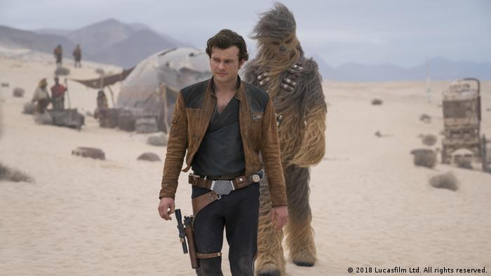 Filmfestspiele Cannes 2018 | Filmstill Star Wars: Solo: A Star wars Story (2018 Lucasfilm Ltd. All rights reserved.)