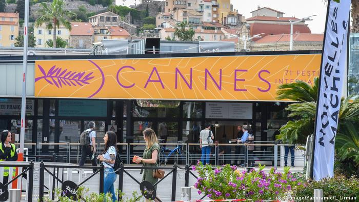 Cannes 2018 (imago/Panoramic/L. Urman)