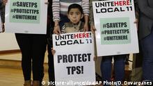 USA Trump beendet Schutzprogramm für 50.000 Einwanderer aus Honduras