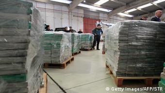 Τον Δεκέμβριο του 2017 η ισπανική αστυνομία εντόπισε στο Αλγκεσίρας μεγάλη ποσότητα κοκαίνης, συνολικής αξίας 210 εκ. ευρώ