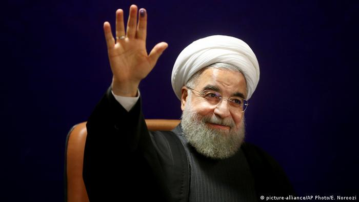 Hassan Rouhani (picture-alliance/AP Photo/E. Noroozi)