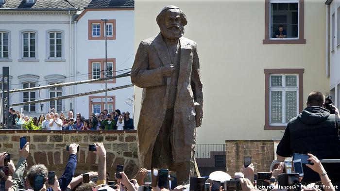 Estátua de Karl Marx em Trier