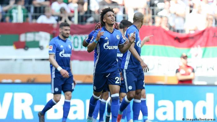 Seconda Maglia FC Schalke 18Omar Mascarell