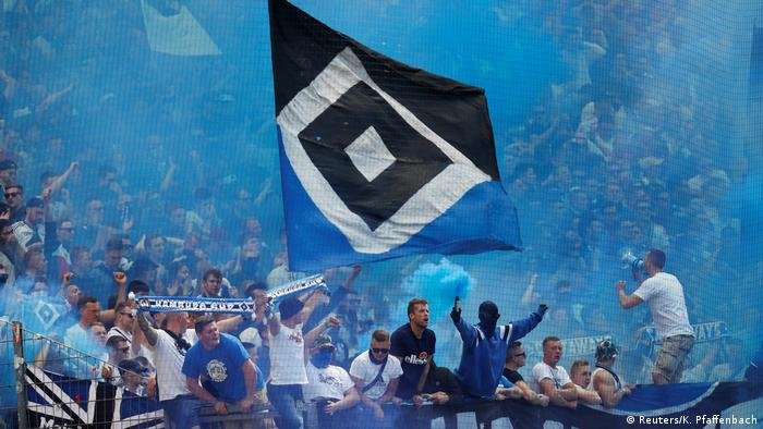 Humility Will Be Our Biggest Strength Hamburg Begin New Chapter In Second Division Sports German Football And Major International Sports News Dw 02 08 2018