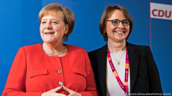 Deutschland 70 Jahre Frauen-Union | Angela Merkel