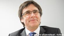 Deutschland Puigdemont berät sich mit Parteimitgliedern in Berlin