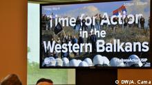USA Washington - Time for Action in the Western Balkans- Amerikanische Institute of Peace