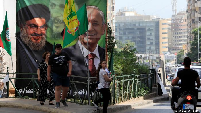Lebanon votes in first parliamentary election for nine years | News | DW | 06.05.2018
