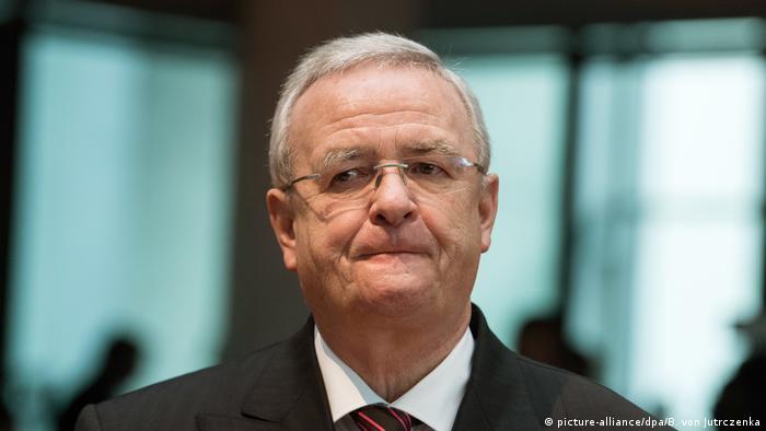 Martin Winterkorn, former VW CEO