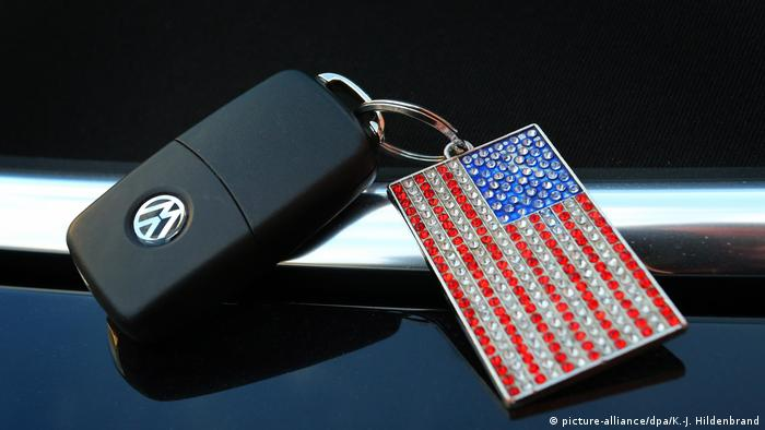 Symbolbild VW Dieselgate USA