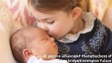 Royal Baby Prinz Louis