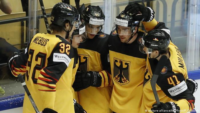 Dänemark Eishockey WM Deutschland - Norwegen