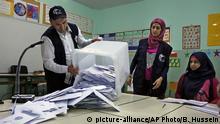 Libanon Wahlen