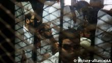 Symbolbild Ägypten Gefängnis (picture-alliance/AA)