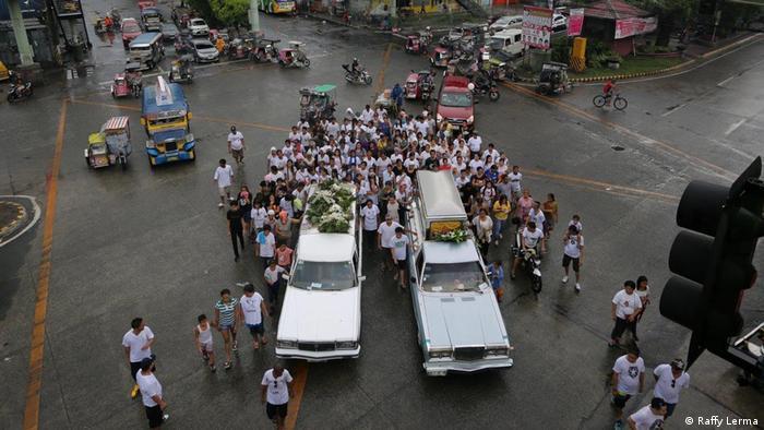 Drogenkrieg auf den Philippinen (Raffy Lerma)