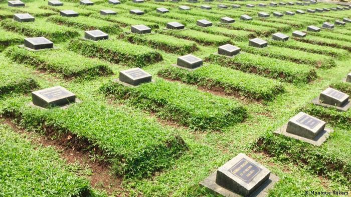 Erinnerung an ethnische Unruhen in Jakarta 1998 (Monique Rijkers)