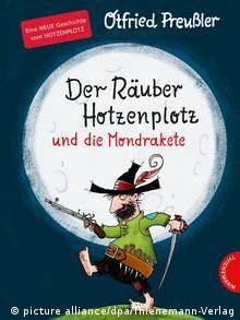 Buchcover Räuber Hotzenplotz und die Mondrakete