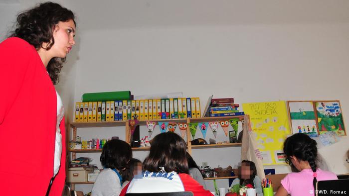 Soziale Einrichtung für Kinder in Kroatien