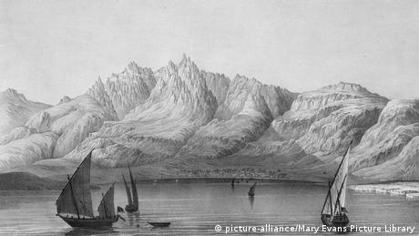 Jemen Insel Sokotra (picture-alliance/Mary Evans Picture Library)