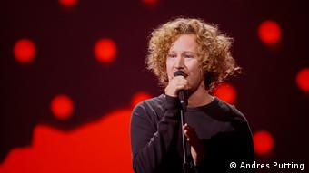 Michael Schulte Eurovision Songcontest (Andres Putting)