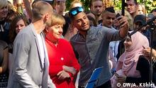Merkel besucht Jane-Addams-Schule in Berlin 07.05.2018 Fotografin Anja Köhler