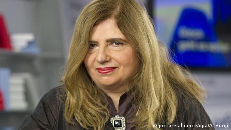 Deutschland Sibylle Lewitscharoff