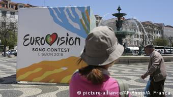 Portugal Eurovision Song Contest 2018