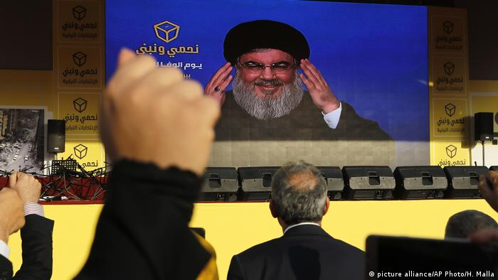 Libanon Hisbollah-Lager siegt bei Parlamentswahl