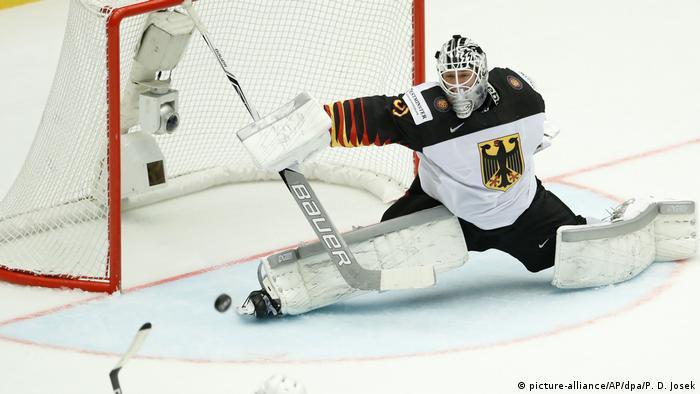 Eishockey WM 2018 | USA - Deutschland