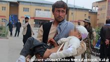 Afghanistan UN-Bericht 30 Kinder nach Luftschlag getötet